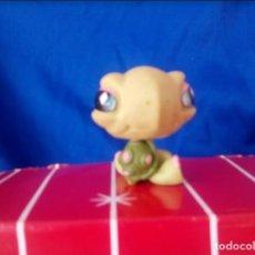 Figuras de Goma y PVC: FIGURA MASCOTA PET SHOP LITTLE TORTUGA DE HASBRO. Lote 154561310