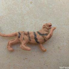 Figuras de Goma y PVC: TIGRE PLÁSTICO CIRCO JECSAN. Lote 154651054