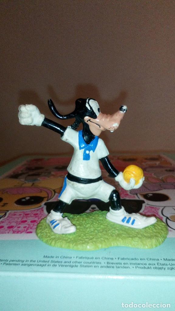 Figuras de Goma y PVC: FIGURA PVC GOOFY TENISTA, DE WALT DISNEY - COMICS SPAIN, AÑOS 80s - Foto 2 - 154674550