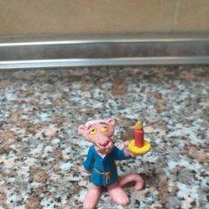 Figuras de Goma y PVC: FIGURA PANTERA ROSA BULLY UNITED ARTIST . Lote 154732226