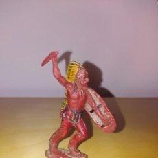 Figuras de Goma y PVC: INDIO EN GOMA REAMSA FART WEST. Lote 154765090