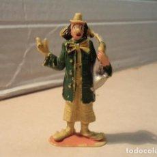 Figuras de Goma y PVC: FIGURA DE PLÁSTICO PAYASO GRAN CIRCO JECSAN. Lote 154825138