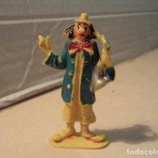 Figuras de Goma y PVC: FIGURA DE PLÁSTICO PAYASO GRAN CIRCO JECSAN. Lote 154825362