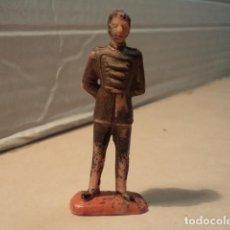 Figuras de Goma y PVC: FIGURA DE PLÁSTICO JEFE DE PISTA GRAN CIRCO JECSAN. Lote 154825622