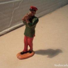 Figuras de Goma y PVC: FIGURA DE GOMA ORQUESTA GRAN CIRCO JECSAN. Lote 154827194