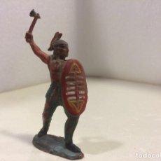 Figuras de Goma y PVC: PECH - FIGURA INDIO GOMA. Lote 154831074
