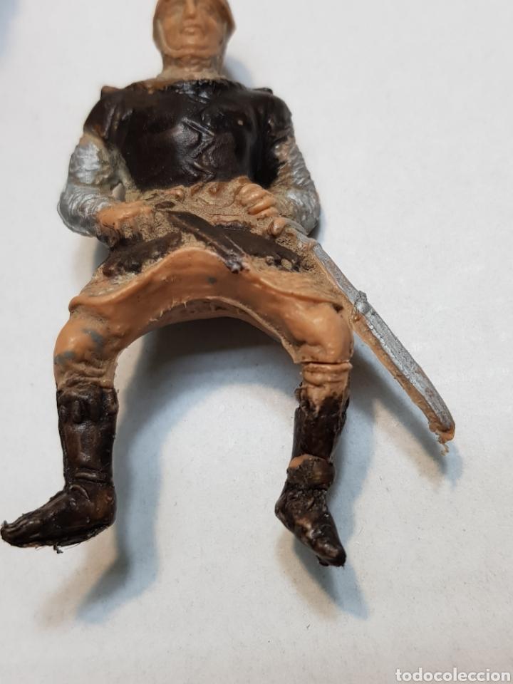 Figuras de Goma y PVC: Figuras Reamsa lote medieval alguna escasa - Foto 12 - 154841808