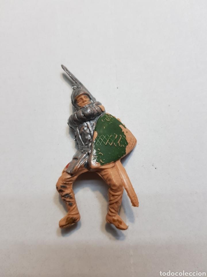 Figuras de Goma y PVC: Figuras Reamsa lote medieval alguna escasa - Foto 9 - 154841808
