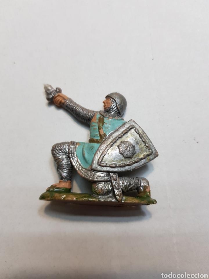 Figuras de Goma y PVC: Figuras Reamsa lote medieval alguna escasa - Foto 10 - 154841808