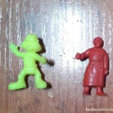 Figuras de Goma y PVC: LOTE 2 FIGURAS DUNKIN. Lote 154996634