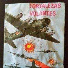 Figuras de Goma y PVC: SOBRE CERRADO FORTALEZAS VOLANTES TIPO MONTAPLEX. Lote 155071138