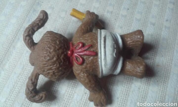 Figuras de Goma y PVC: FIGURA RODOLFO -PEQUEÑECOS, MUPPETS BABIES- 86 HA! COMICS SPAIN - Foto 3 - 155164402