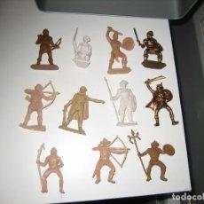 Figuras de Goma y PVC: FIGURAS JECSAN, COMANSI, PECH, LAFREDO, REAMSA, BRITAINS TOY SOLDIERS.. Lote 156884518