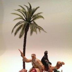 Figuras de Goma y PVC: REAMSA DIORAMA FIGURAS ORIGINALES SERIE LAWRENCE DE ARABIA (NO JECSAN, PECH). Lote 155279914