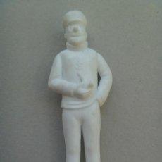 Figuras de Goma y PVC: FIGURA DE DUNKIN DE TINTIN , PREMIUM : CAPITAN HADDOCK .. DETRAS PONE ESSO.. Lote 213882400