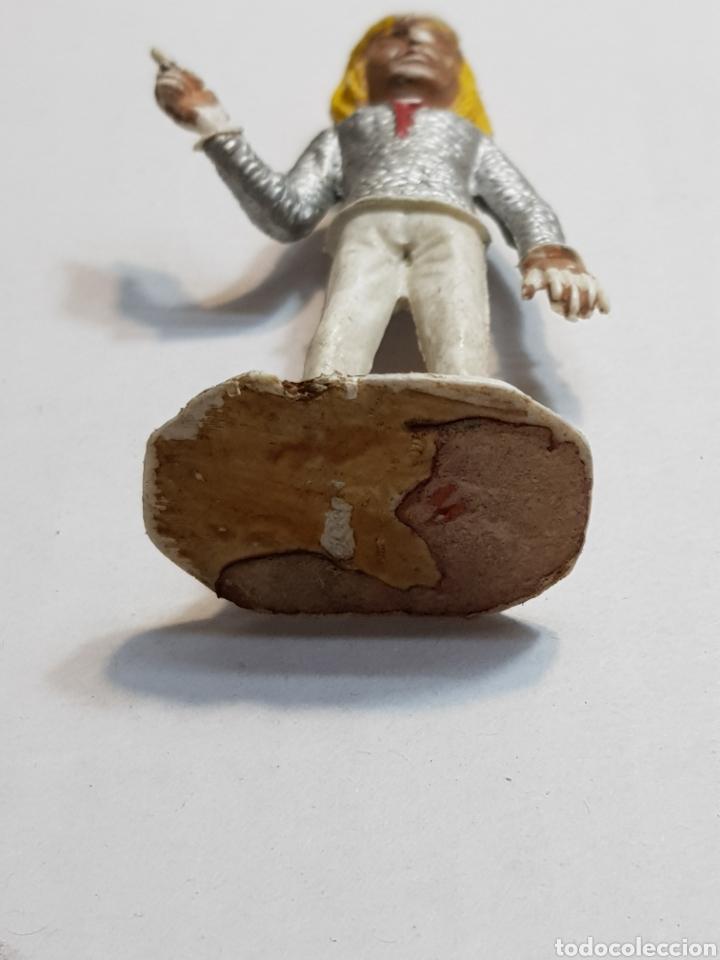 Figuras de Goma y PVC: Figura Thunderbird de Comansi serie guardianes del Espacio - Foto 4 - 155339225