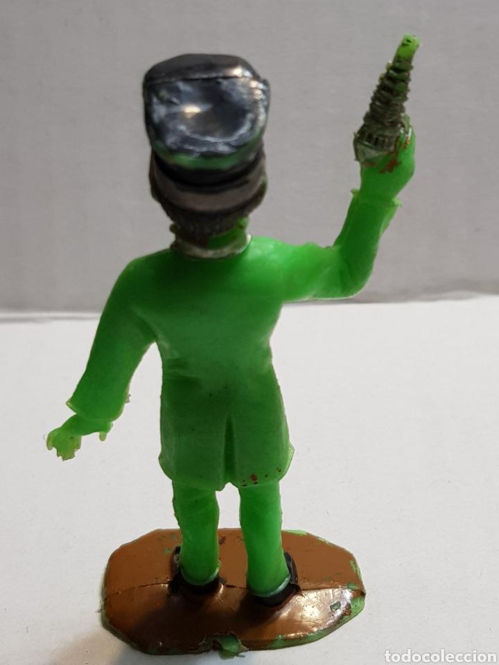 Figuras de Goma y PVC: Figura de Thunderbird serie Guardianes del Espacio de Comansi escasa - Foto 2 - 155339353