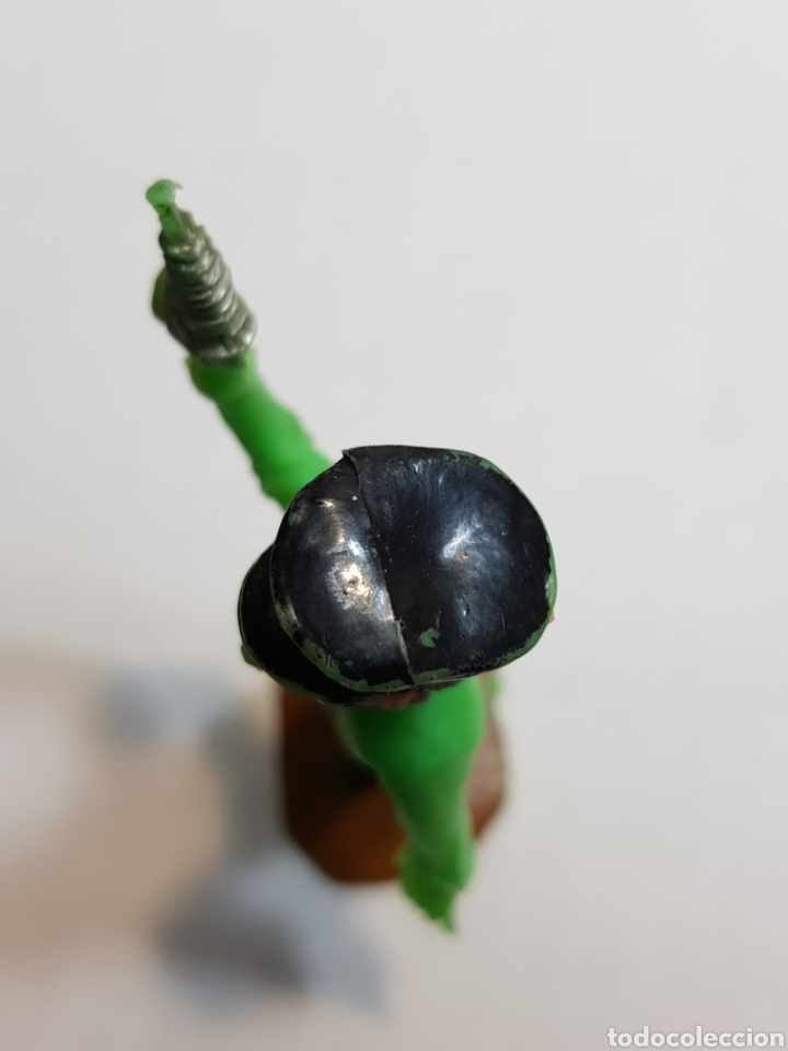 Figuras de Goma y PVC: Figura de Thunderbird serie Guardianes del Espacio de Comansi escasa - Foto 3 - 155339353
