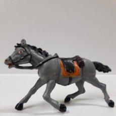 Figuras de Goma y PVC: CABALLO PARA VAQUERO . REALIZADO POR PECH . AÑOS 50 EN GOMA. Lote 155380994