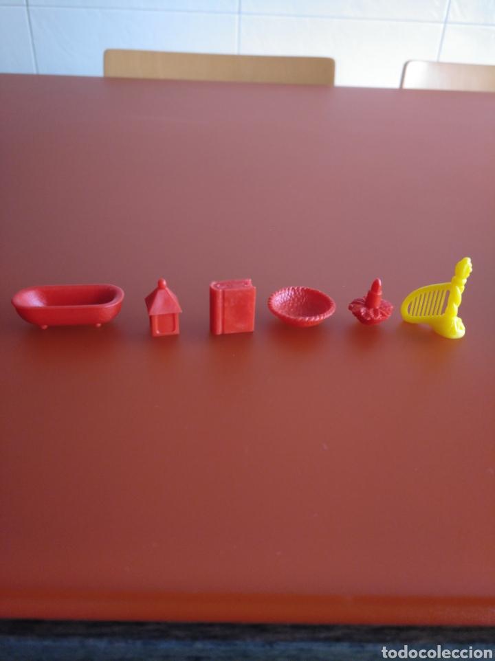 Figuras de Goma y PVC: SERIE CASI COMPLETA DUNKIN , DANONE, PHOSKITOS, DE DAVID EL GNOMO, 36 PIEZAS DIFERENTES - Foto 4 - 155385010