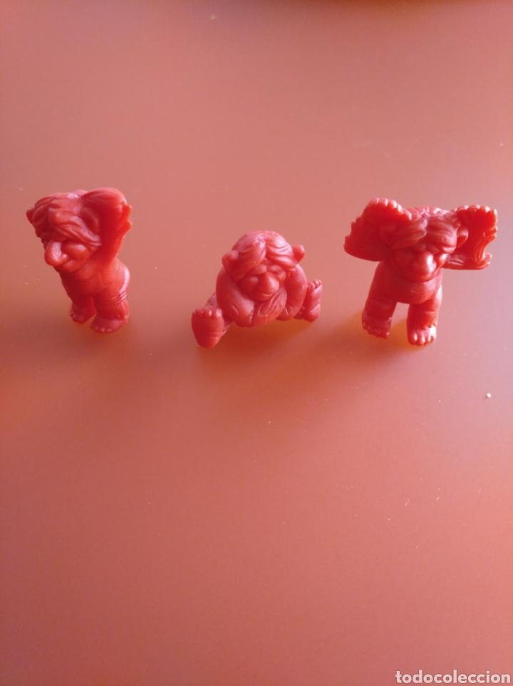 Figuras de Goma y PVC: SERIE CASI COMPLETA DUNKIN , DANONE, PHOSKITOS, DE DAVID EL GNOMO, 36 PIEZAS DIFERENTES - Foto 5 - 155385010