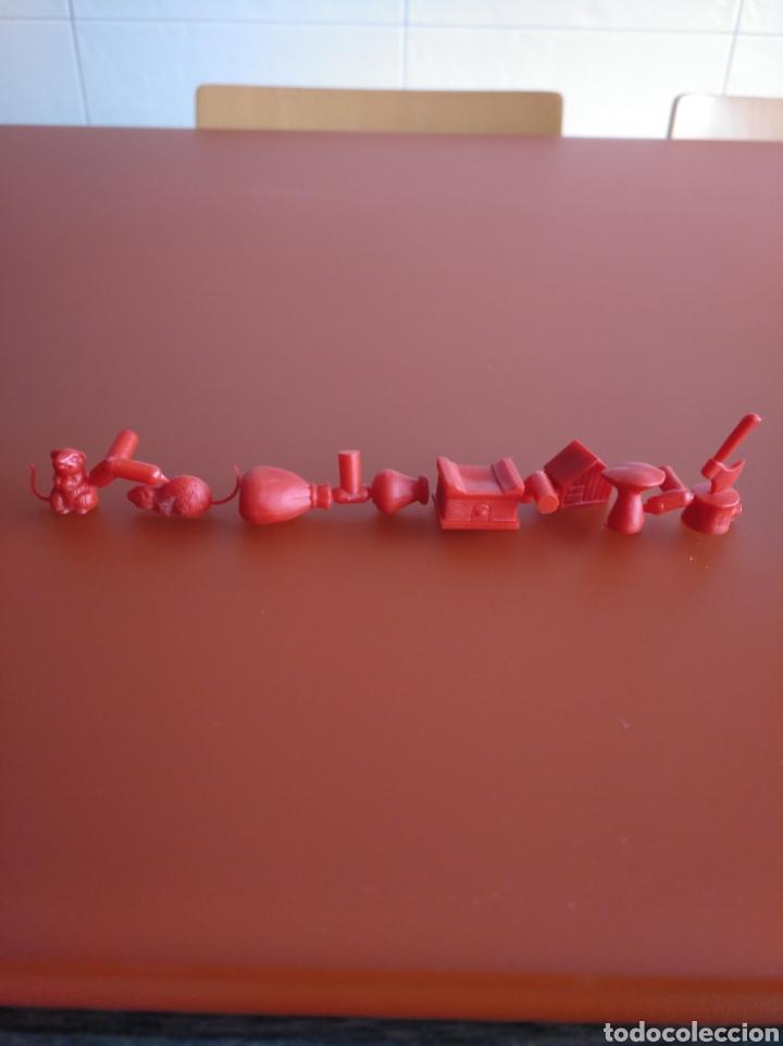 Figuras de Goma y PVC: SERIE CASI COMPLETA DUNKIN , DANONE, PHOSKITOS, DE DAVID EL GNOMO, 36 PIEZAS DIFERENTES - Foto 9 - 155385010