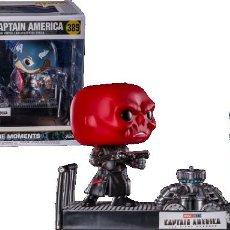Figuras de Goma y PVC: FIGURA FUNKO POP! MOVIE MOMENT CAPTAIN AMERICA VS RED SKULL. Lote 155398938