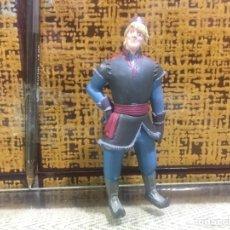 Figuras de Goma y PVC: FIGURA PVC PRINCIPE PERSONAJE FROZEN DISNEY BULLY BULLYLAND. Lote 155412750