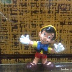 Figuras de Goma y PVC: FIGURA PVC PINOCHO WALT DISNEY BULLY BULLYLAND. Lote 155415661
