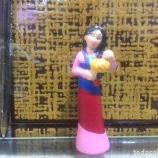 Figuras de Goma y PVC: FIGURA PVC PERSONAJE MULÁN PELICULA WALT DISNEY BULLYLAND BULLY. Lote 155420180