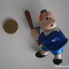 Figuras de Goma y PVC: FIGURA PVC PERSONAJE PEQUEÑA LULU WESTERN IPEC MADE IN SPAIN VINTAGE EPOCA COMICS SPAIN. Lote 155443962