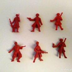 Figuras de Goma y PVC: SOLDADOS RUSOS ORIGINALES DUNKIN. Lote 155452102