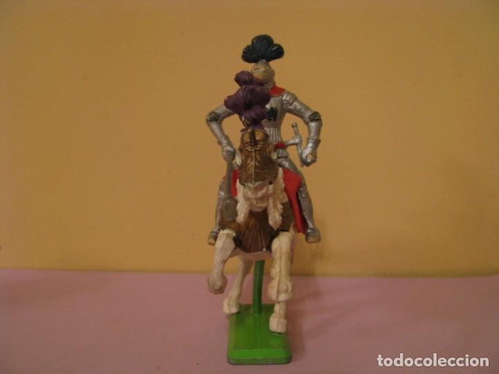 Figuras de Goma y PVC: FIGURA DE BRITAINS LTD 1971 DEETAIL. - Foto 2 - 155471374