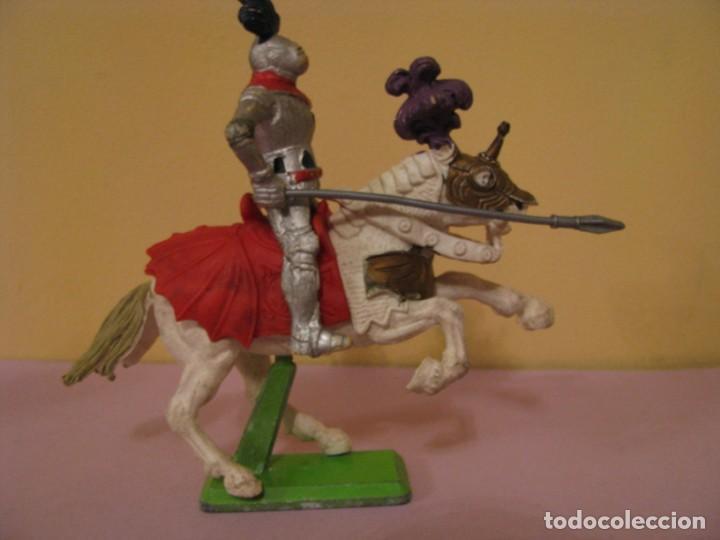 Figuras de Goma y PVC: FIGURA DE BRITAINS LTD 1971 DEETAIL. - Foto 3 - 155471374