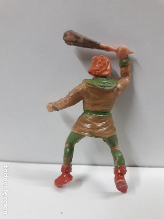 Figuras de Goma y PVC: CRISPIN PARA CABALLO . REALIZADO POR ESTEREOPLAST . AÑOS 50 / 60 - Foto 2 - 155490670