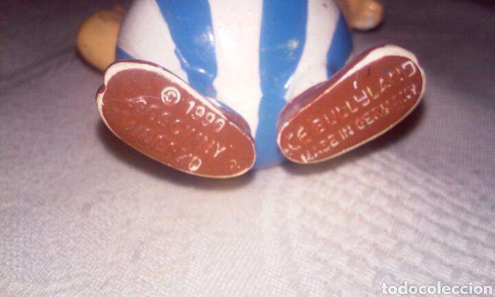 Figuras de Goma y PVC: OBELIX (GOSCINNY UDERZO) BULLYLAND MADE IN GERMANY 1990 - Foto 6 - 155508714