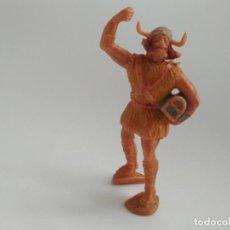 Figuras de Goma y PVC: FIGURA VIKINGO ESTEREOPLAST. Lote 155513770