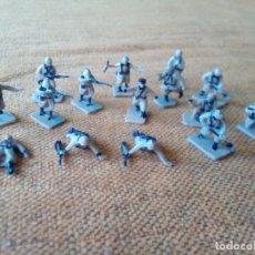 Figuras de Goma y PVC: SOLDADOS MONTAPLEX. Lote 155586606