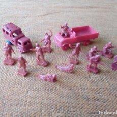 Figuras de Goma y PVC: SOLDADOS RUSOS MONTAPLEX. Lote 155586770