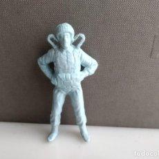 Figuras de Goma y PVC: ANTIGUA FIGURA DE PLASTICO O GOMA JECSAN O ALGUNA DE LA EPOCA PARACAIDISTA. Lote 155592234