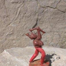 Figuras de Goma y PVC: REAMSA COMANSI PECH LAFREDO JECSAN TEIXIDO GAMA. Lote 155593106