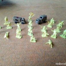 Figuras de Goma y PVC: SOLDADOS MONTAPLEX. Lote 155616246