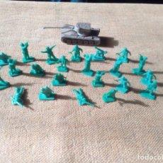 Figuras de Goma y PVC: SOLDADOS AMERICANOS MONTAPLEX. Lote 155637690