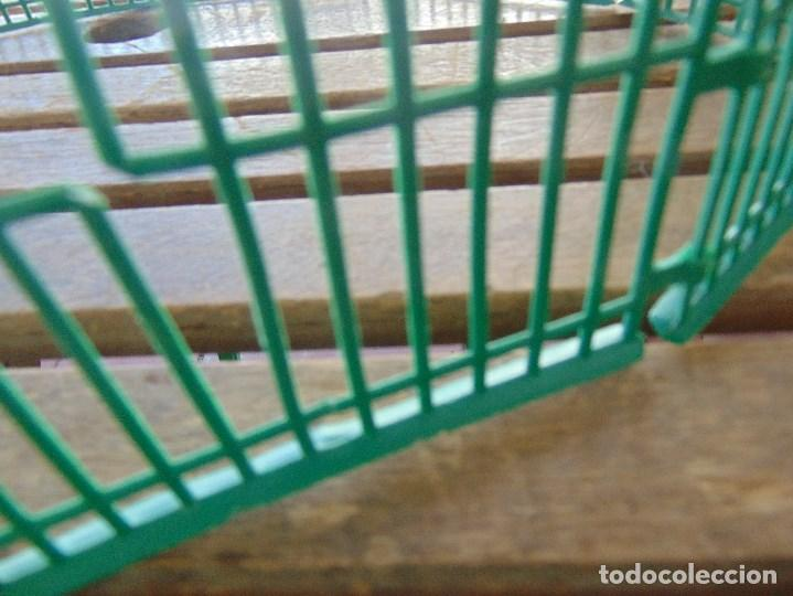 Figuras de Goma y PVC: LOTE DE VALLAS DE COMANSI CIRCO ZOO O SIMILAR - Foto 3 - 155659806