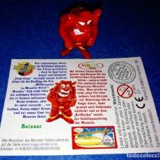Figuras Kinder: KINDER SORPRESA AÑO 2005 - REF. C05 Nº C-F + INSTRUCCIONES - PEDIDO MÍNIMO 10€ - BOX26. Lote 155701078