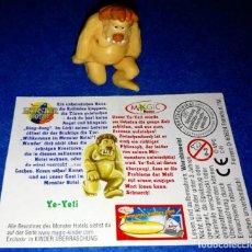 Figuras Kinder: KINDER SORPRESA AÑO 2005 - REF. C05 Nº C-H + INSTRUCCIONES - PEDIDO MÍNIMO 10€ - BOX26. Lote 155701218