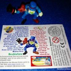 Figuras Kinder: KINDER SORPRESA AÑO 2005 - REF. C05 Nº C-G + INSTRUCCIONES - PEDIDO MÍNIMO 10€ - BOX26. Lote 155701278