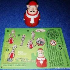 Figuras Kinder: KINDER SORPRESA AÑO 2005 - REF. C05 Nº 81 + INSTRUCCIONES - PEDIDO MÍNIMO 10€ - BOX26. Lote 155701566