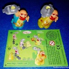 Figuras Kinder: KINDER SORPRESA AÑO 2005 - REF. C05 Nº 78 + INSTRUCCIONES - PEDIDO MÍNIMO 10€ - BOX26. Lote 155701714