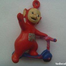 Figuras de Goma y PVC: FIGURA DE LOS TELETUBBIES : PO . DE BULLYLAND , MADE IN GERMANY.. Lote 155702914